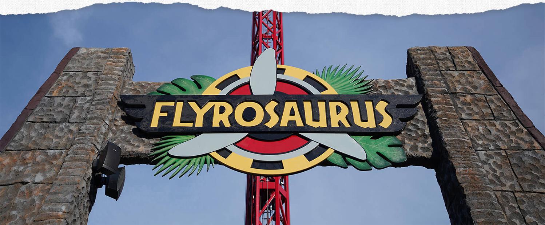 Flyrosaurus_Eingang_center
